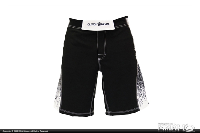 Clinch Gear Signature Crosshatch MMA Shorts